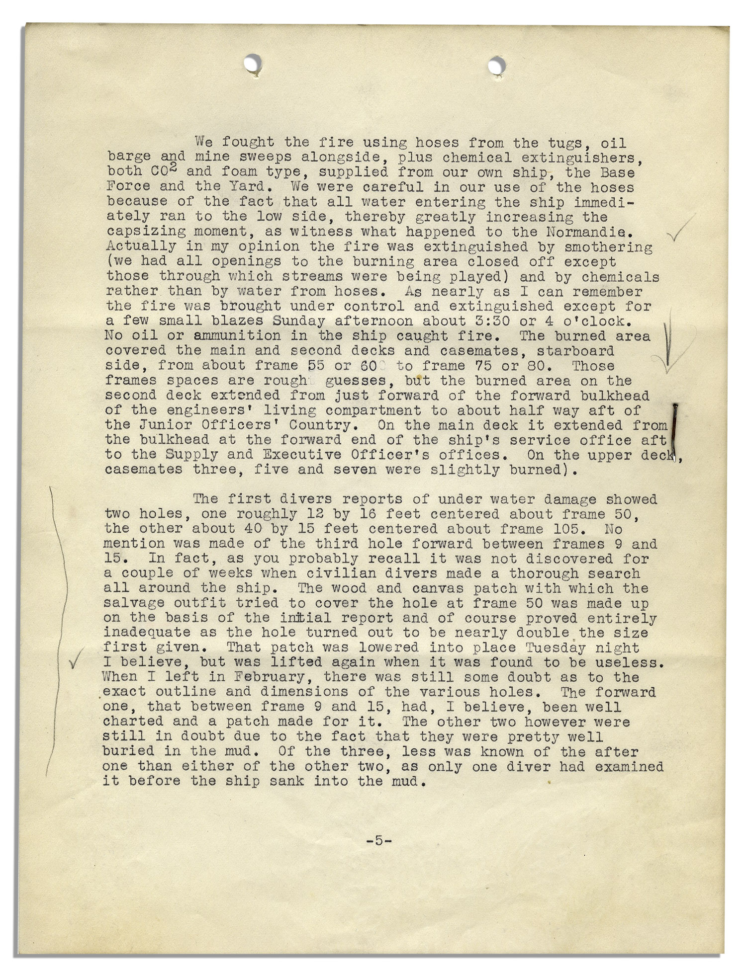 Firsthand accounts of world war i essay