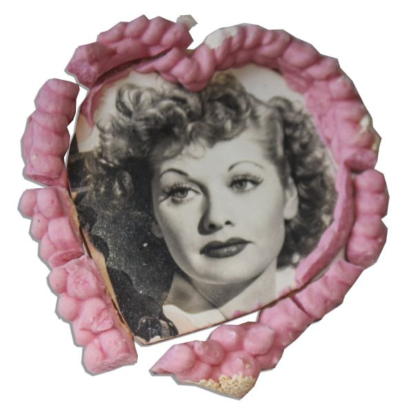 Lucille Ball Bridal Lot -- 5 Items From Her