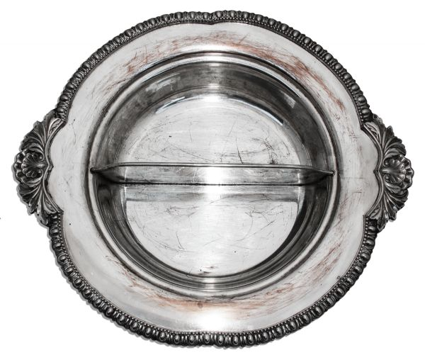 Lucille Ball Personally Owned Serving Dish -- With a COA From Lucie Arnaz