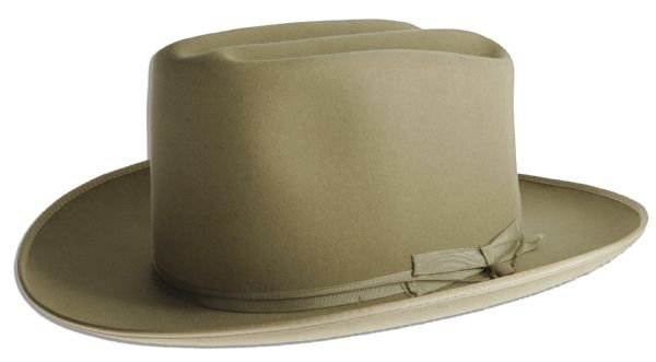 Harry Truman's Personally Owned Stetson Hat