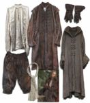Jeremy Irons 5-Piece Costume From Man in the Iron Mask