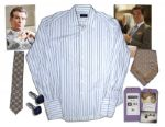 Pierce Brosnan Screen-Worn Outfit From Remember Me