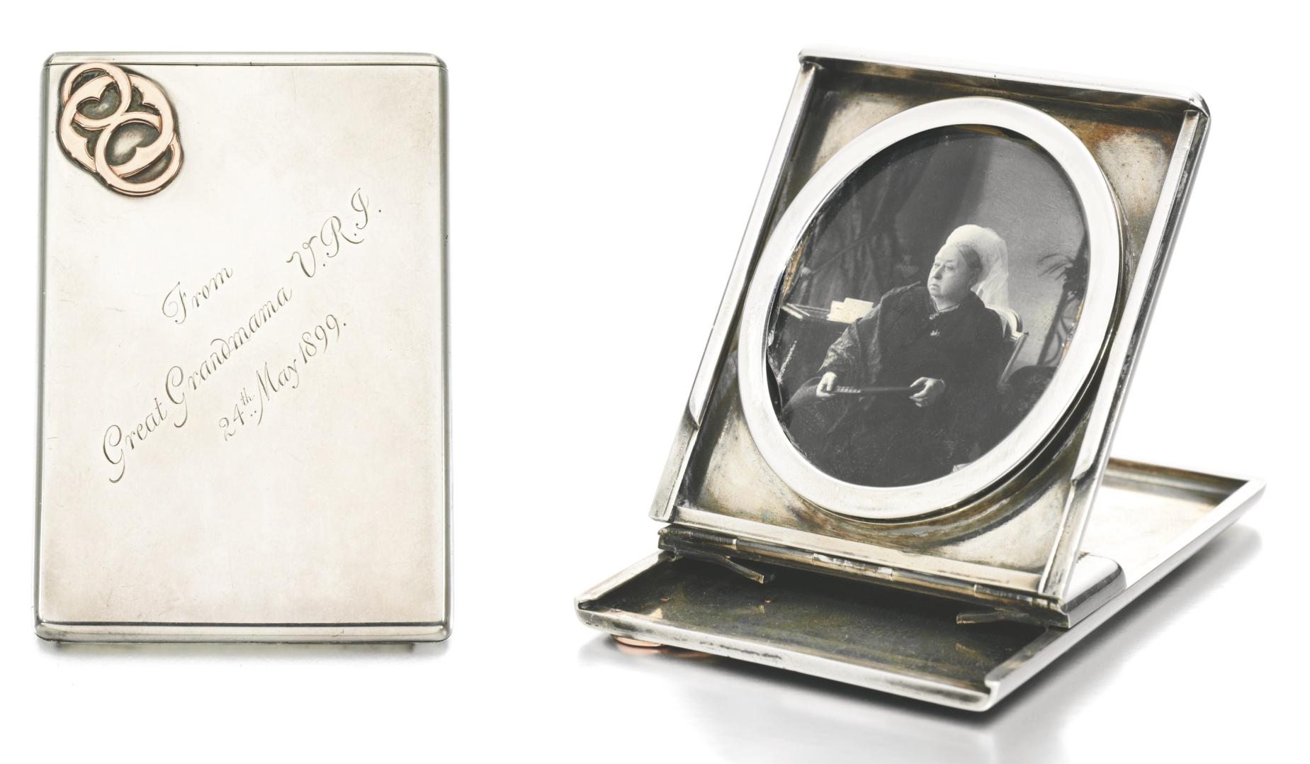 Queen Victoria Autograph
