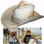 Susan Sarandon Screen-Worn Cowboy Hat From Thelma and Louise