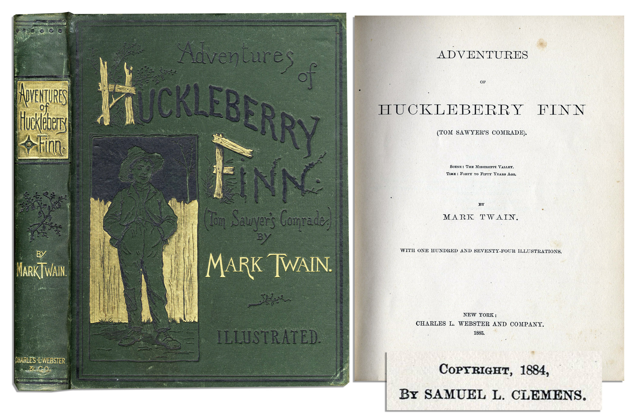 the societal influence of mark twain on the character of huckleberry finn In this lesson, we'll learn about the use of realism within mark twain's 'the adventures of huckleberry finn' realism will be defined and we'll discuss several examples of how twain utilized it within the novel.