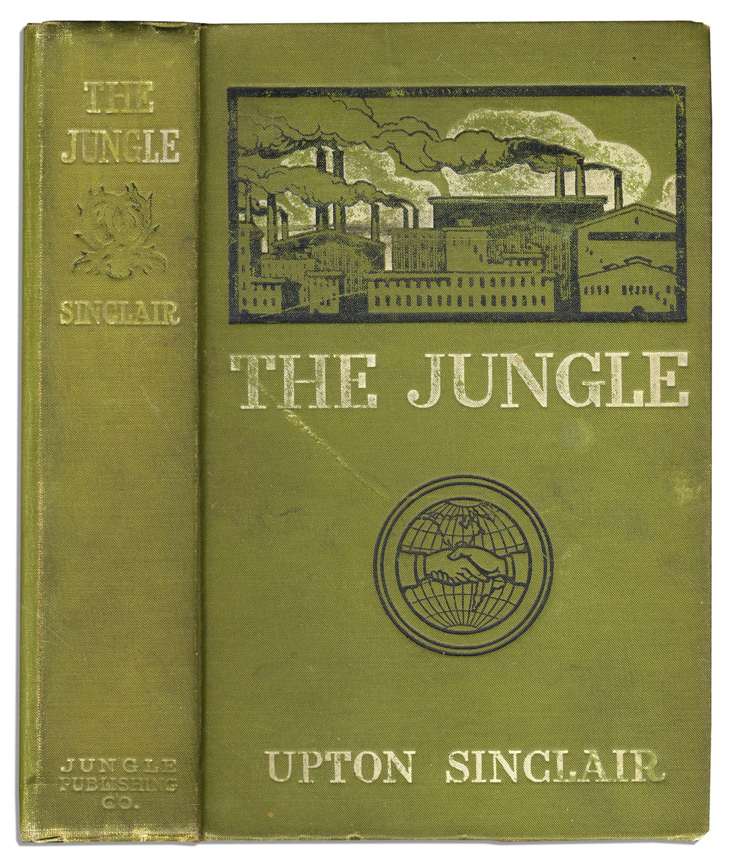 """the jungle by upton sinclair letter Upton sinclair 1878 1968 upton beall sinclair jr was a writer of novels of social protest and political tracts he is best known for his 1906 expose of the meatpacking industry, """"the jungle."""