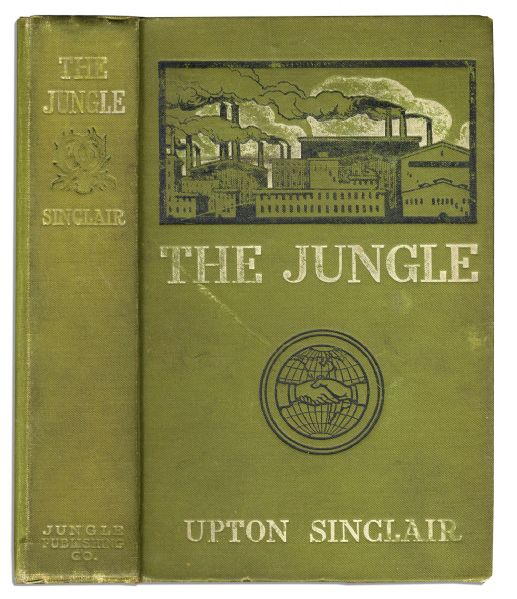 essays about the jungle by upton sinclair Essay about the power of upton sinclair and the jungle the power of upton sinclair and the jungle the novel the jungle, is a.