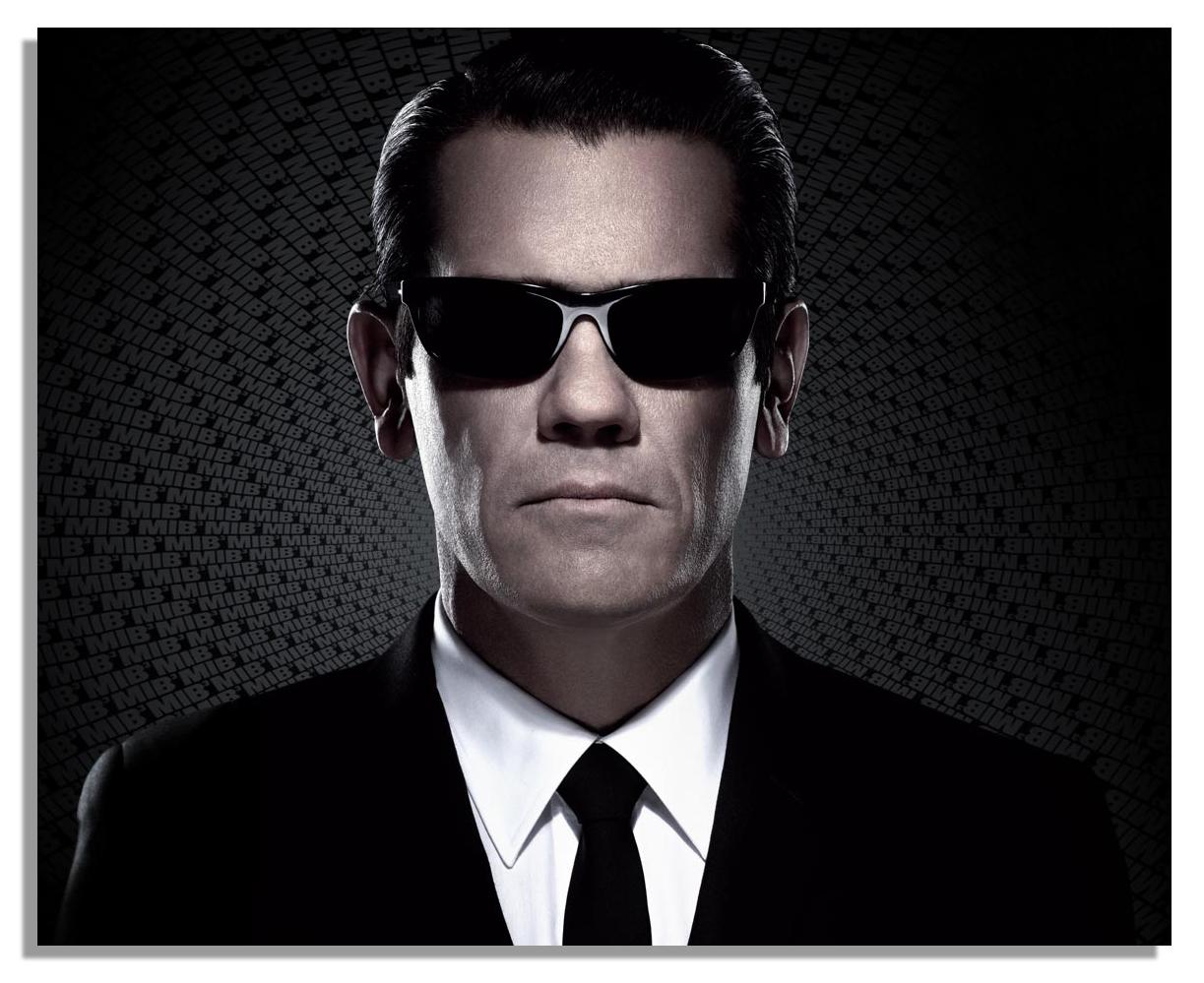 188c91b50e Lot Detail -   Men in Black 3   Ray Ban Sunglasses Used by Josh Brolin