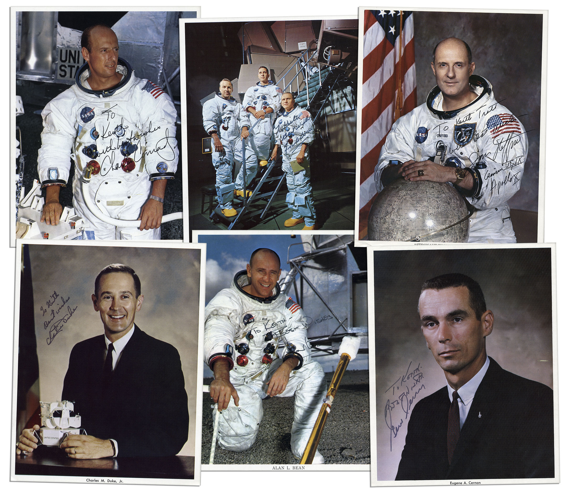 astronaut charles duke family - photo #7
