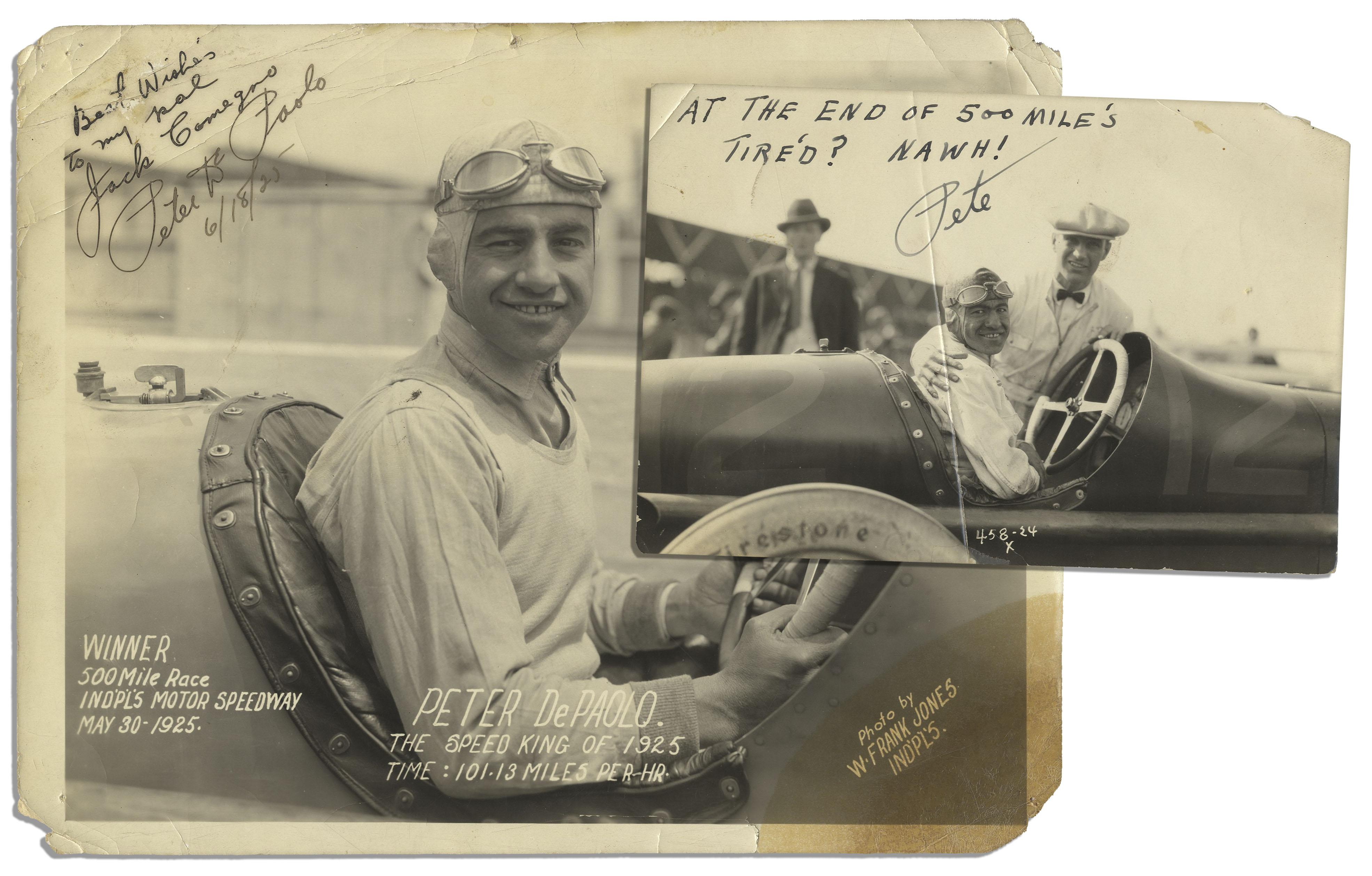 Indianapolis 500 Memorabilia