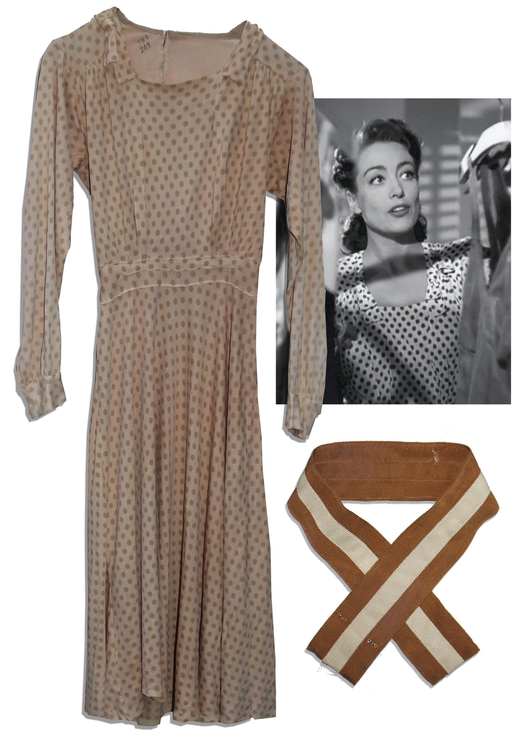 Joan Crawford Memorabilia