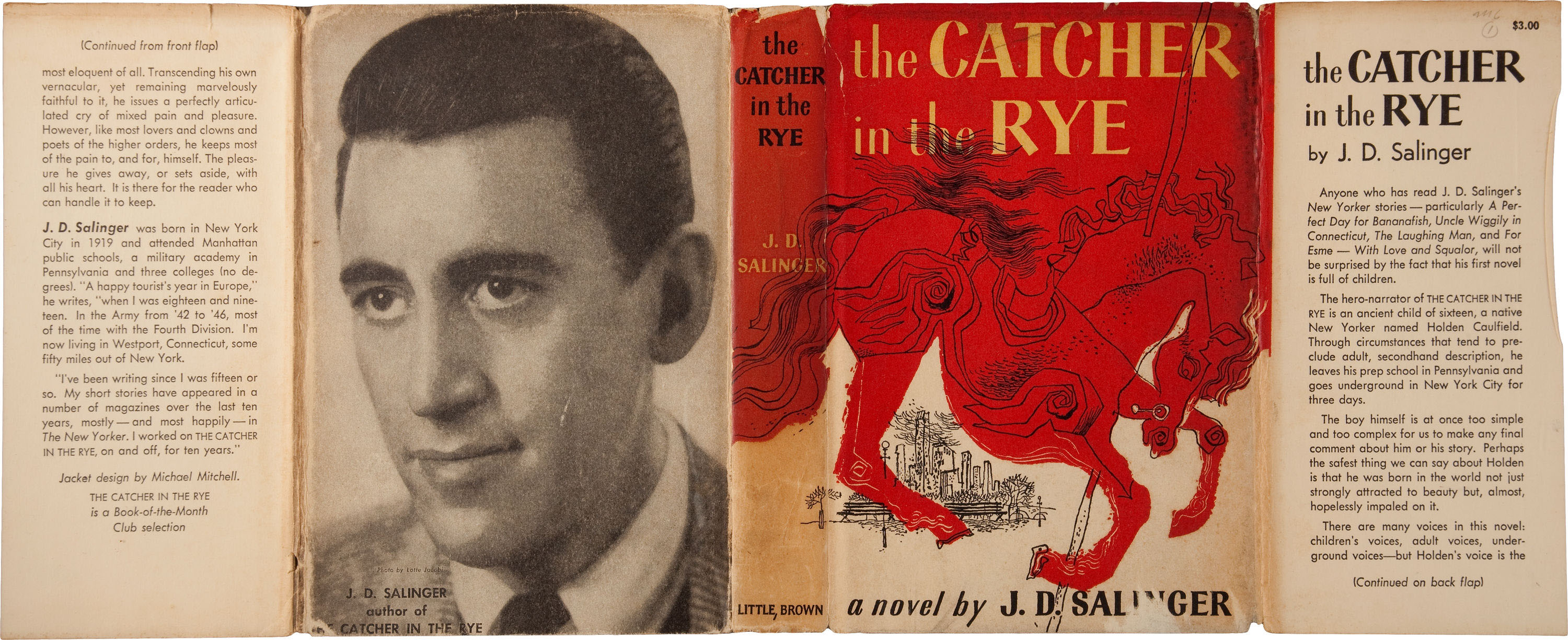 catcher in the rye litchart