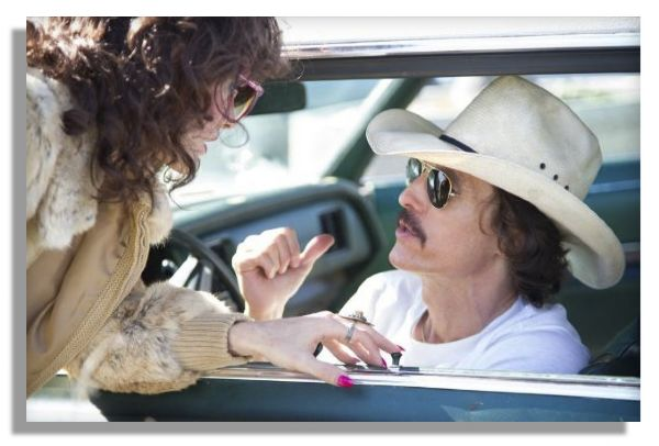 ''Dallas Buyers Club'' Cowboy Hat Signed & Screen-Worn by Matthew McConaughey -- McConaughey Won the Best Actor Oscar for His Role