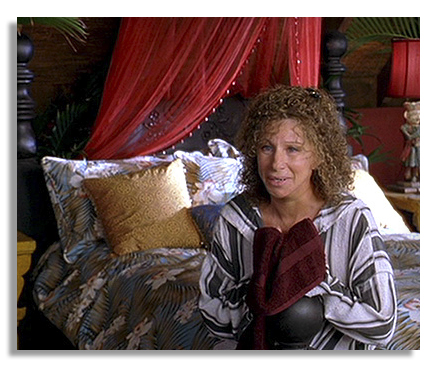 Lot Detail - Barbra Streisand ''Meet The Fockers'' Screen ... Barbra Streisand Meet The Fockers
