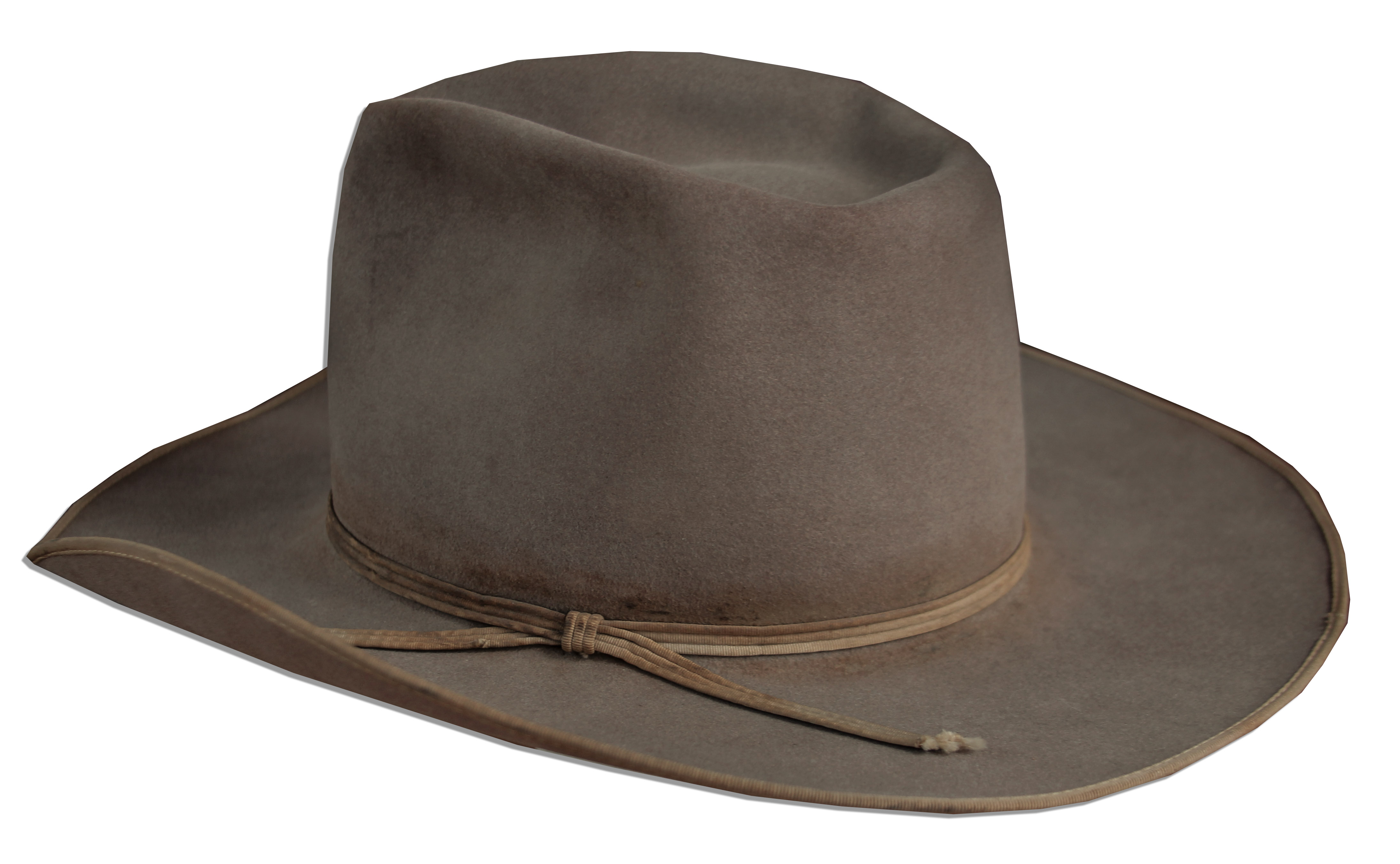 ... Scarce John Wayne Cowboy Hat Worn in Six Films That Defined The Iconic  Actor s Western Career ... cc2cc74ba16