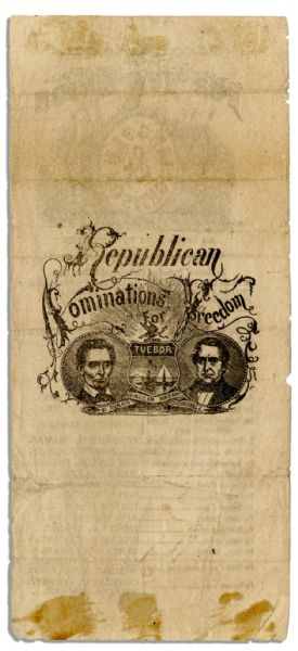 lincoln and the 1864 presidential election essay A summary of 1864-1865 in 's abraham lincoln learn exactly what happened in this chapter, scene, or section of abraham lincoln and what it means perfect for acing.