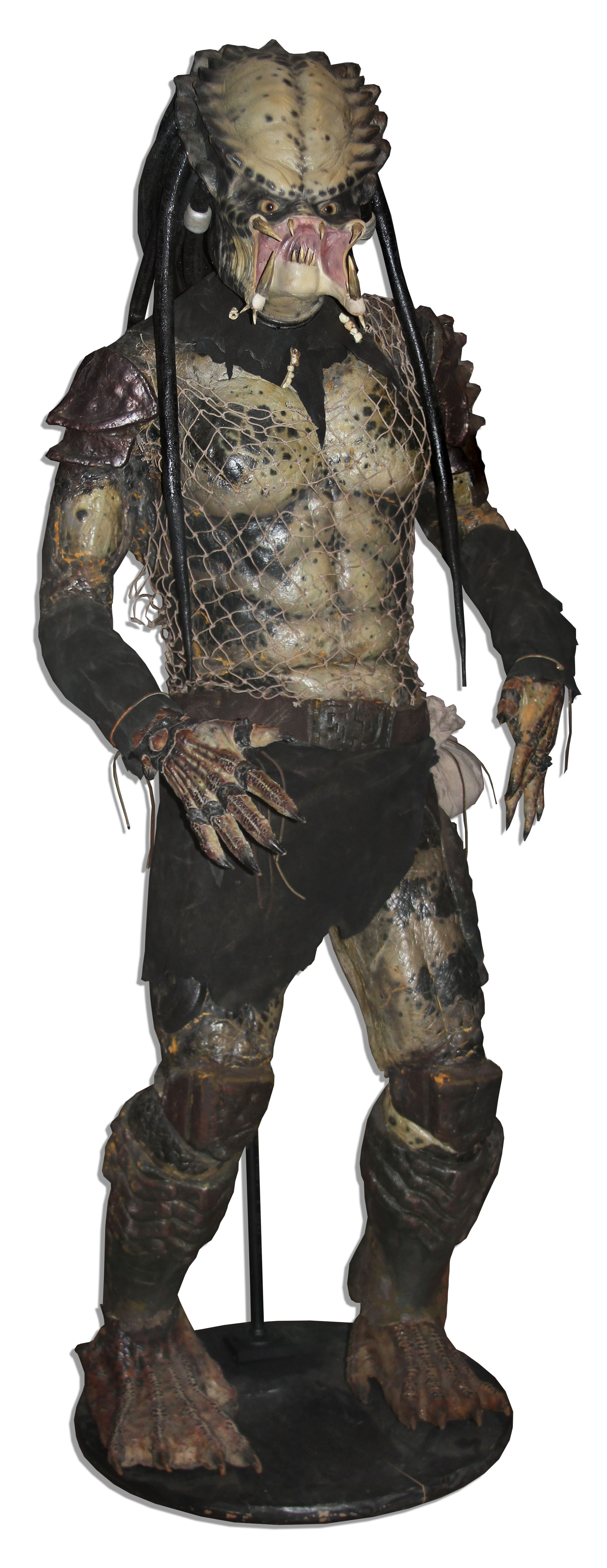 Screen Used Full Size u0027u0027Hippie Predatoru0027u0027 Costume Suit From u0027u0027Predator ...  sc 1 st  Nate D Sanders & Lot Detail - Screen Used Full Size u0027u0027Hippie Predatoru0027u0027 Costume Suit ...