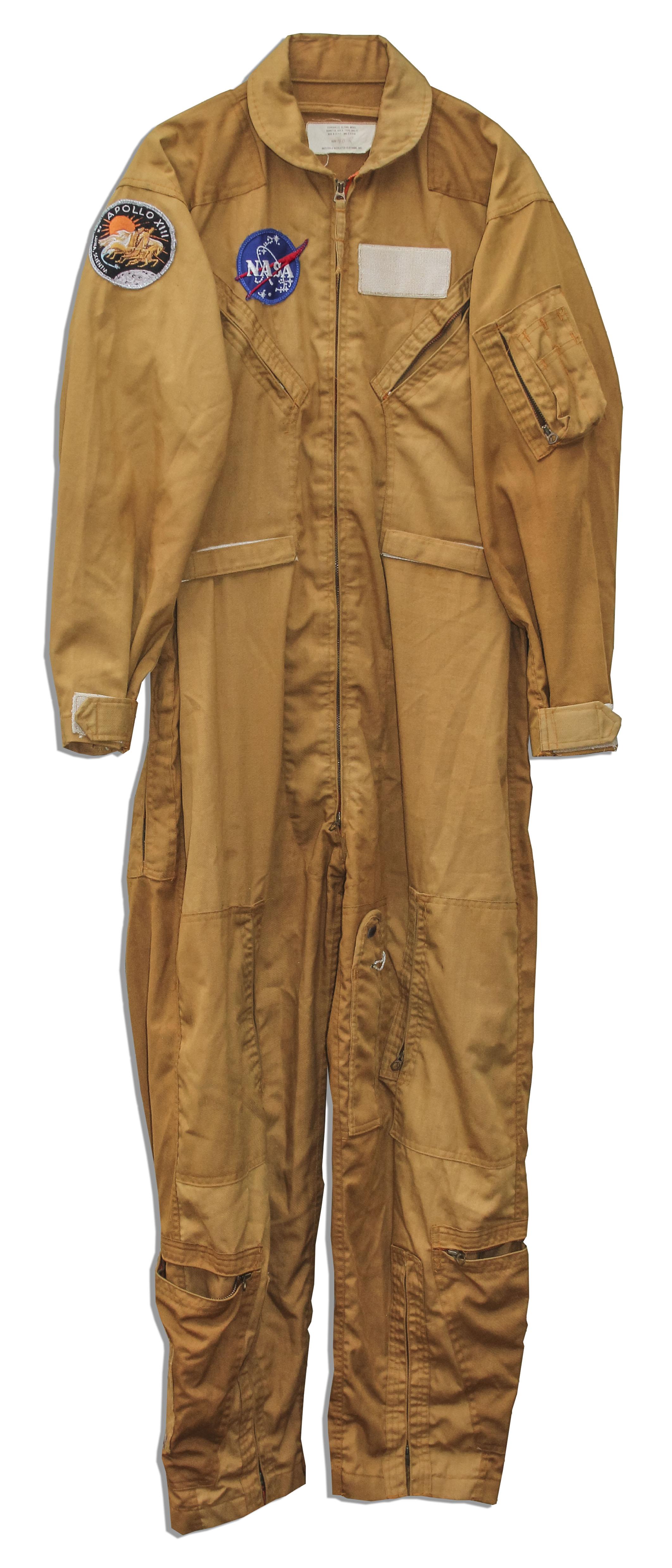 nasa astronaut flight suit - photo #31