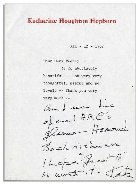 BONHAMS 2014 Katharine Hepburn Norma Shearer Larry Hagman Piper Laurie Estates