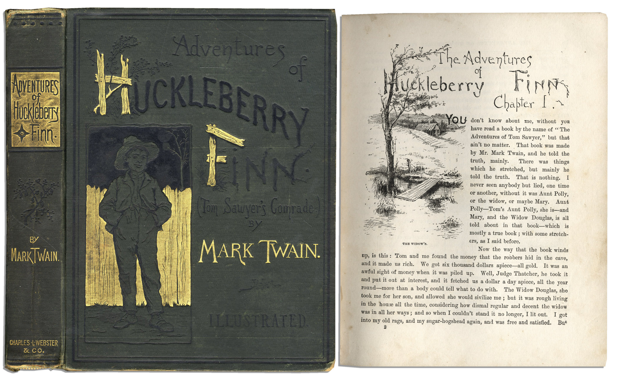 huckleberry finn beloved Buy a cheap copy of tom sawyer & huckleberry finn book by mark twain readers alike continue to enjoy this delightful classic of the promise and dreams of youth from one of america's most beloved authors adventures of huckleberry finn he has no mother, his father is a brutal drunkard, and.