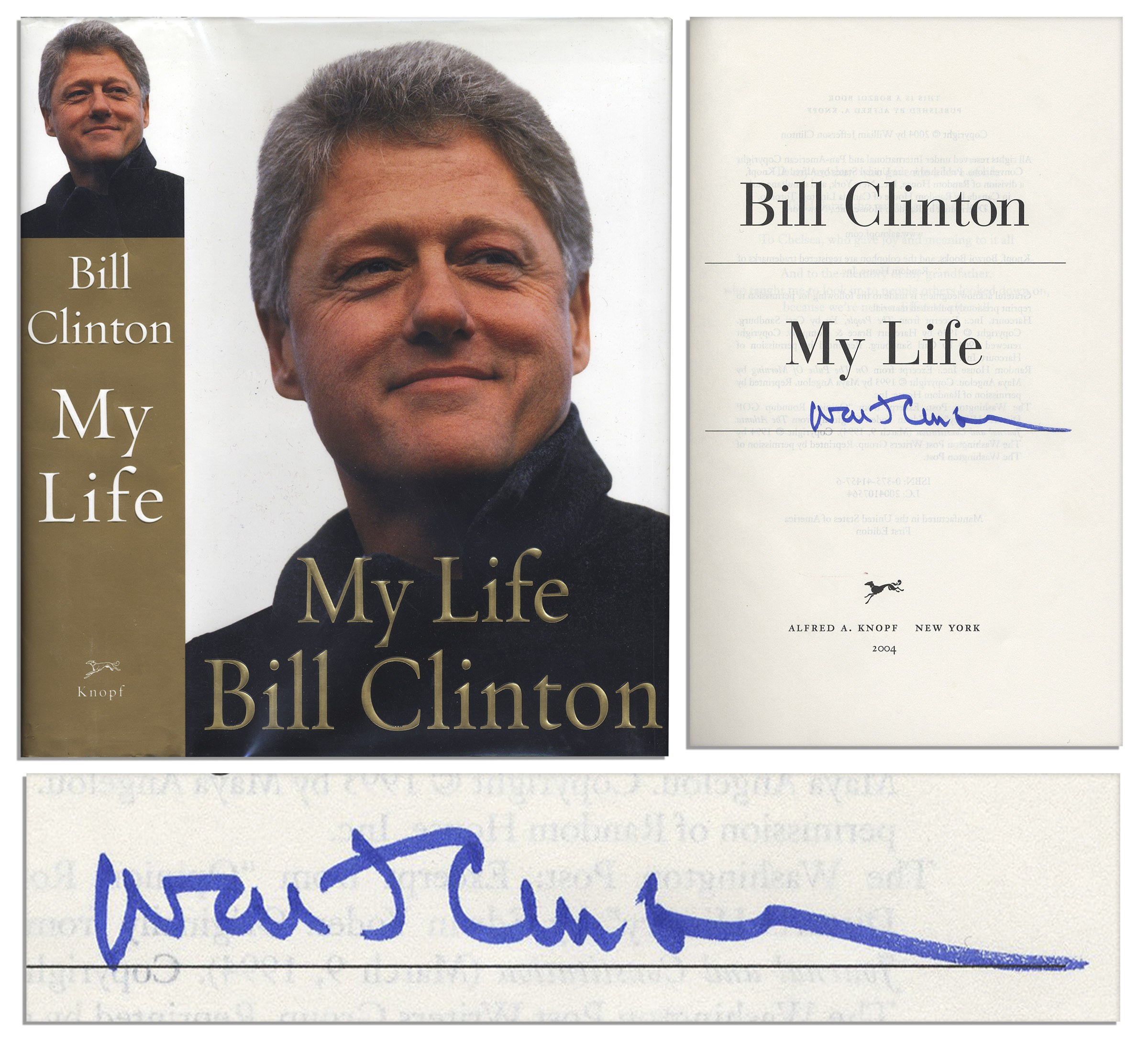 my life bill clinton autobiography pdf