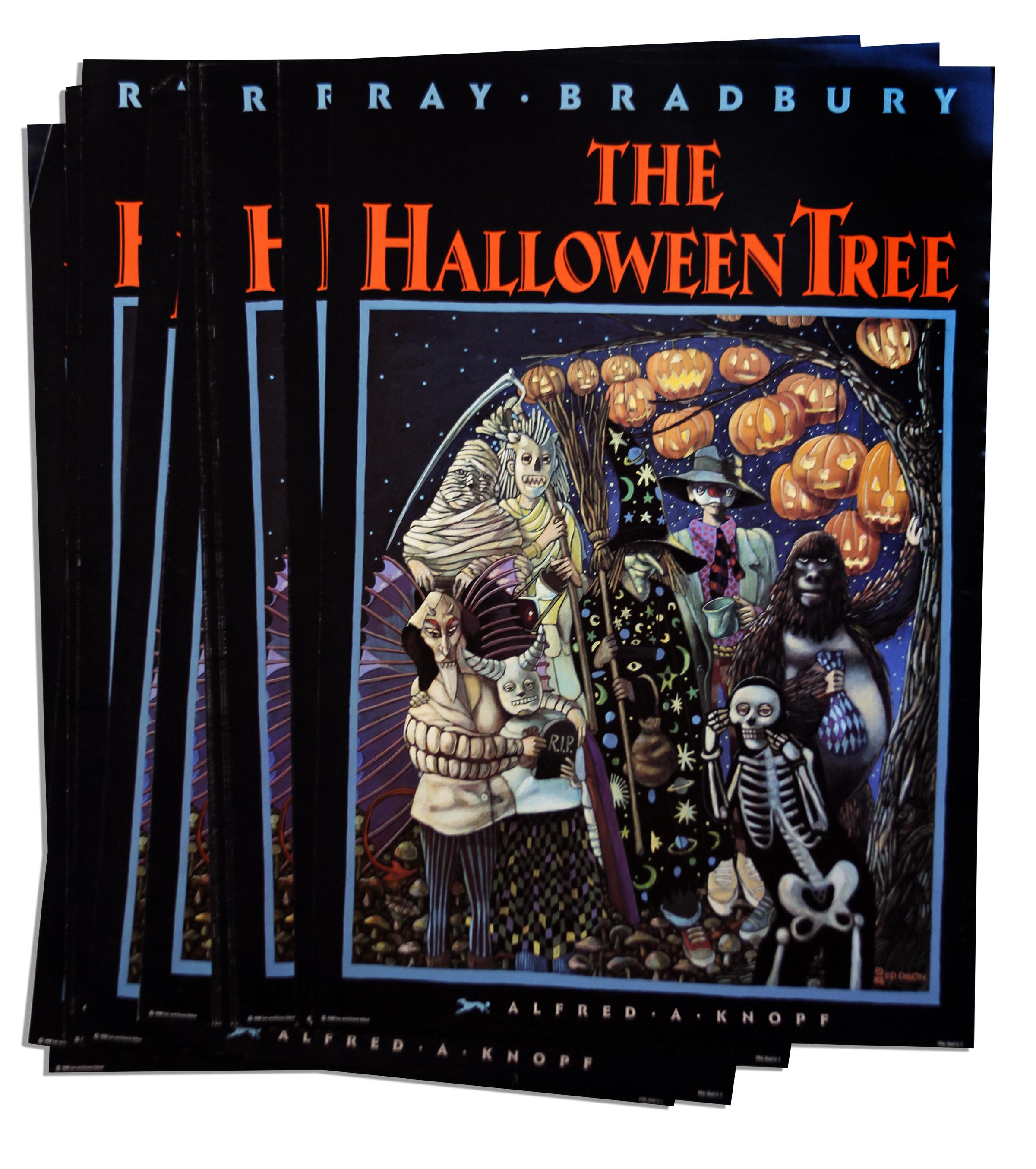 Lot Detail - Ray Bradbury Personally Owned Folio of ''The ...