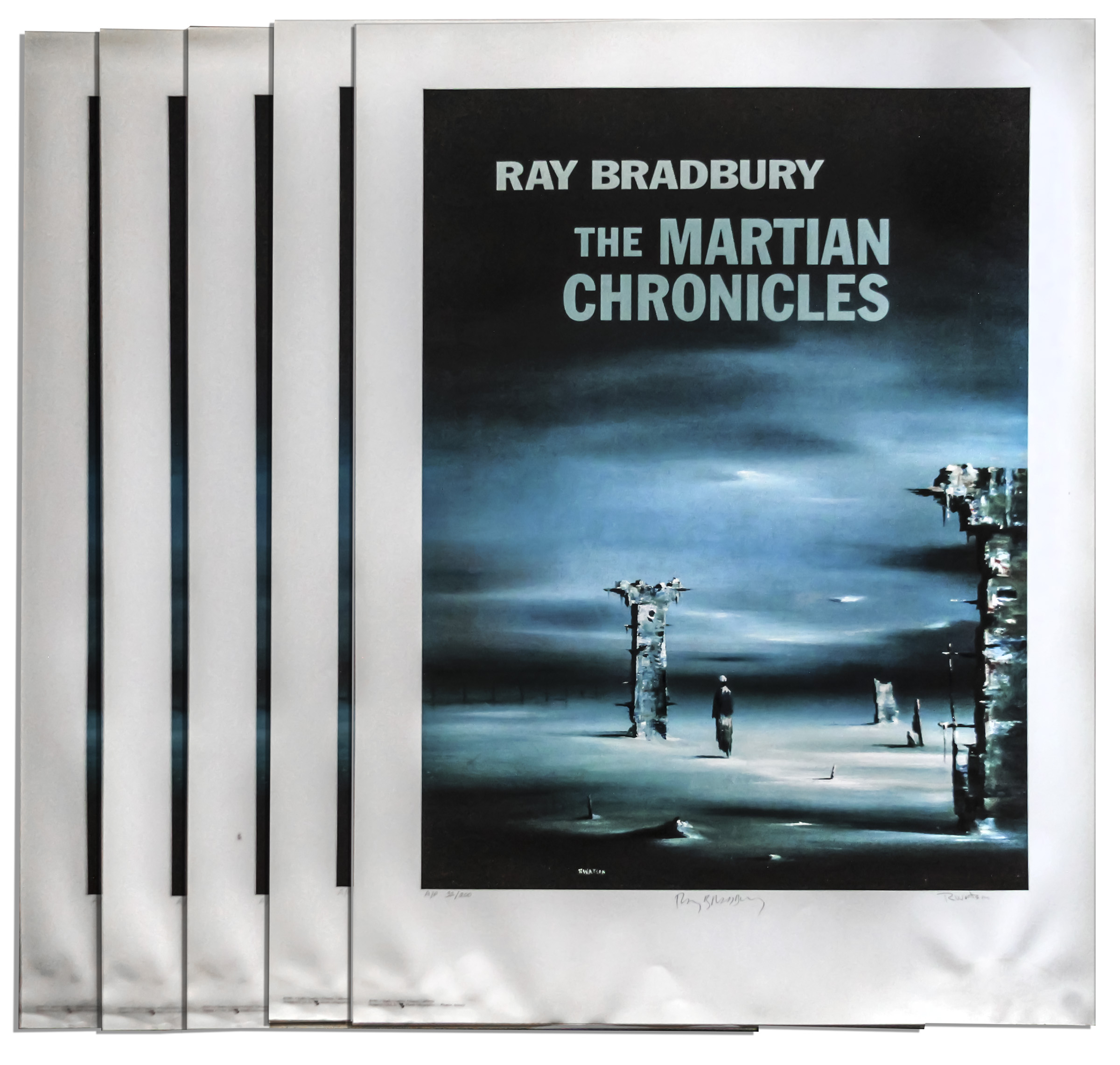 ray bradburys glimpse into the future in the martial chronicals If the martian chronicles can be said to be bradbury's vision of the future, then it is clearly one rooted in our history, and it clearly parts ways with the more optimistic wing of the science-fiction department unlike the more hopeful sci-fi scribes (jules verne, for example), bradbury was a pessimist.