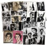 Lot of 89 Photographs Owned by Screen Legend Mary Astor -- Beautiful Photos of Astor Onscreen & Off