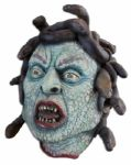 Medusa Mask Personally Owned by Ray Bradbury