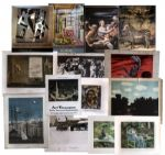 Ray Bradbury Owned Lot of 14 Art Posters -- Prints by Matisse, Picasso & Andrew Wyeth -- Largest Measures 25 x 38 -- Foxing and Creasing, Good to Very Good Condition -- COA From Estate