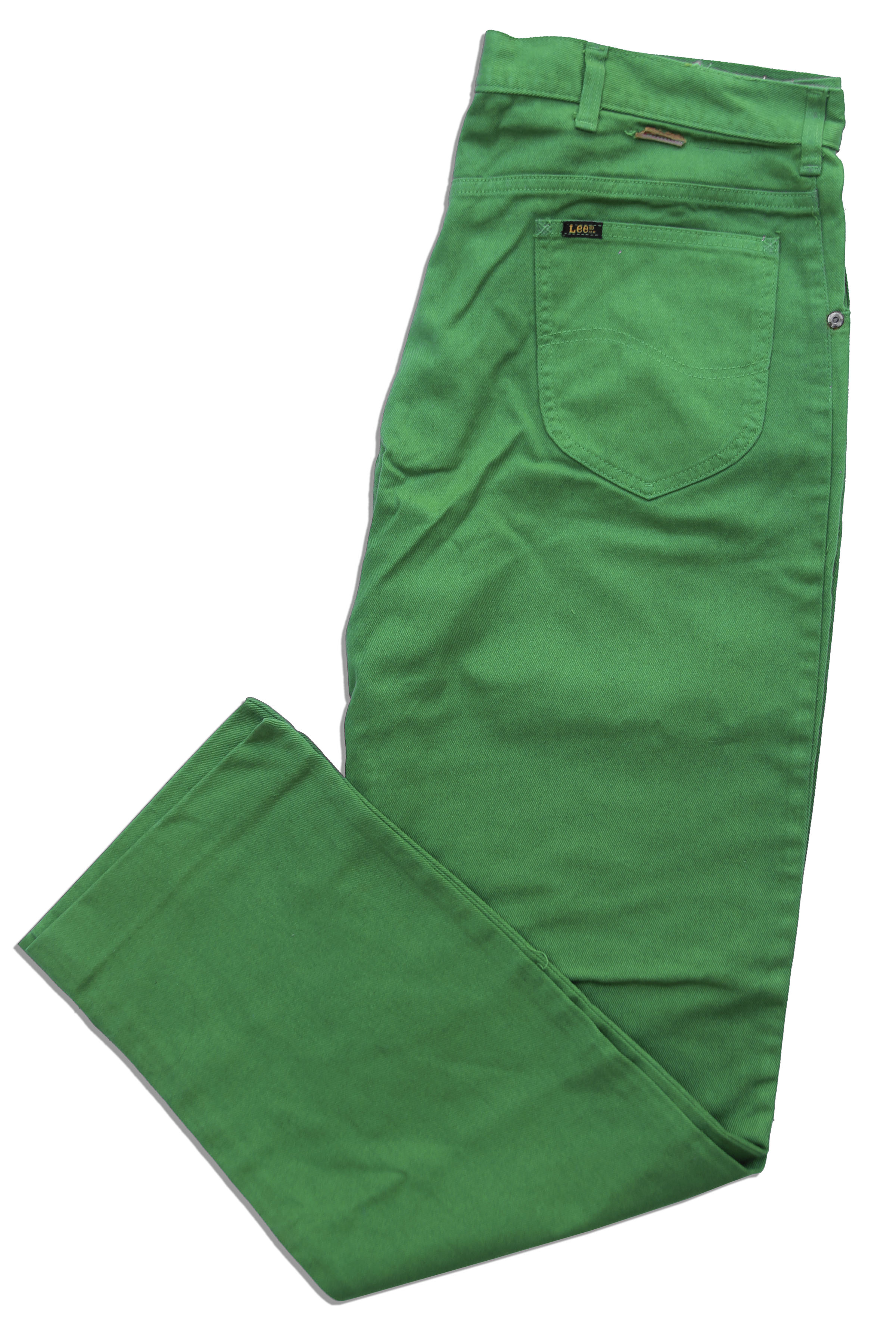 Lot Detail - Hugh Brannum's Green Jeans for His Costume as Mr ...