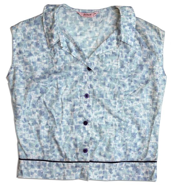Keira Knightley Screen-Worn Shirt From Her Musical Film ''Begin Again''