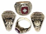 Chet The Jet Walkers NBA Championship Ring From 1967