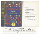 Signed First Edition of 1950s Household Gem Betty Crockers Picture Cook Book