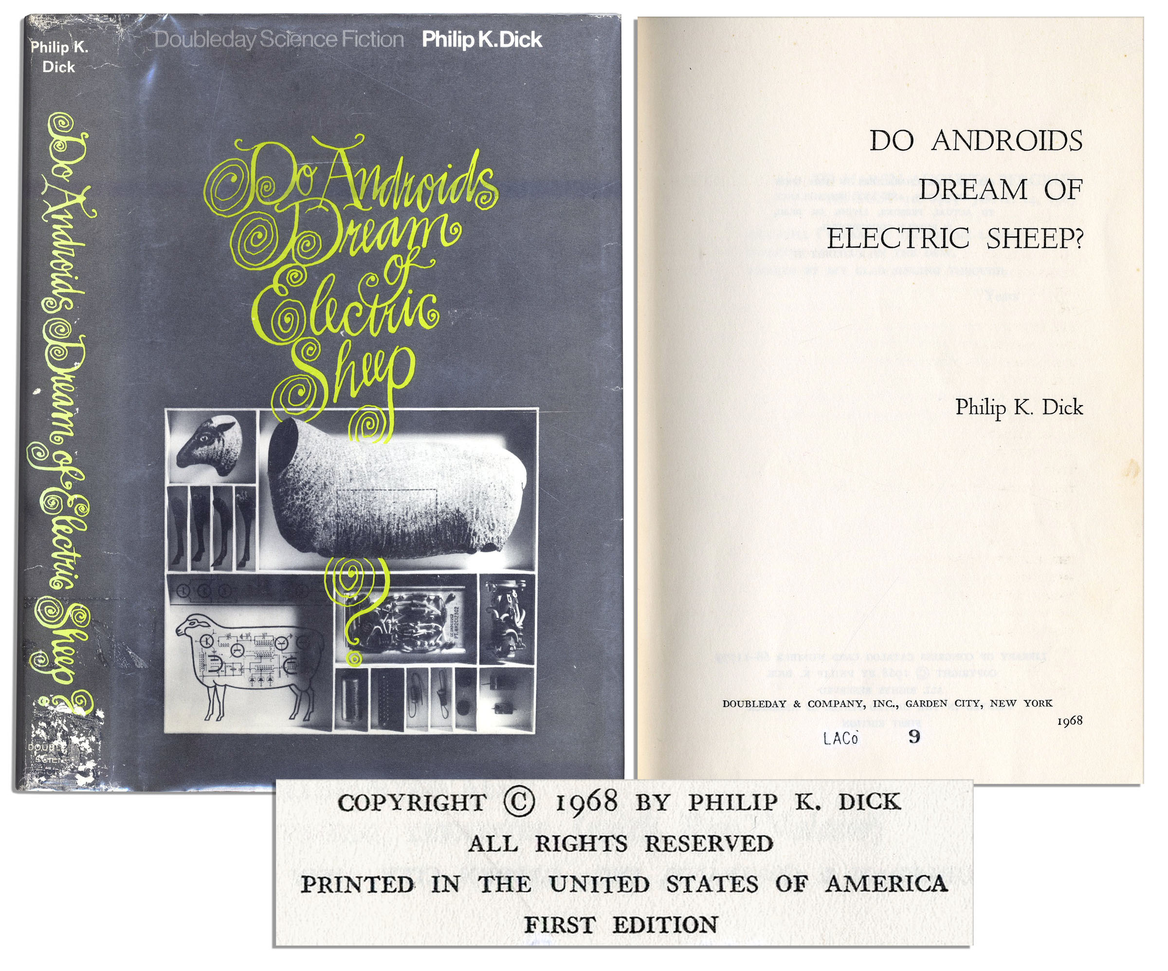 an analysis of the science fiction novel do androids dream of electric sheep by philip k dick About philip k dick philip k dick (1928-1982) was born in chicago but lived in california for most of his life he went to college at berkeley for a year, ran a record store and had his own classical-music show on a local radio station.