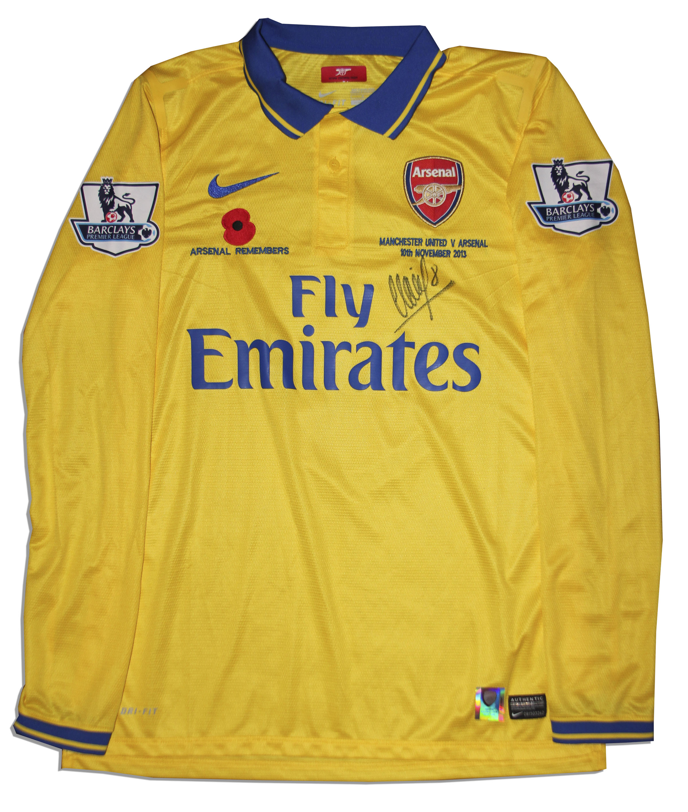 dee1098f0 Arsenal Home Shirt 2013 14 Buy