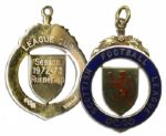 Famed Scottish Football Player George Connelly 1972-73 Medal -- for the Scottish League Cup Final