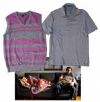Steve Carell Screen-Worn Wardrobe From His 2012 Film Seeking a Friend for the End of the World