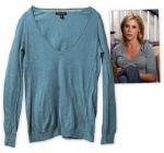 Julie Bowen Screen-Worn Sweater From Modern Family -- From the Much-Anticipated Gay Kiss Episode
