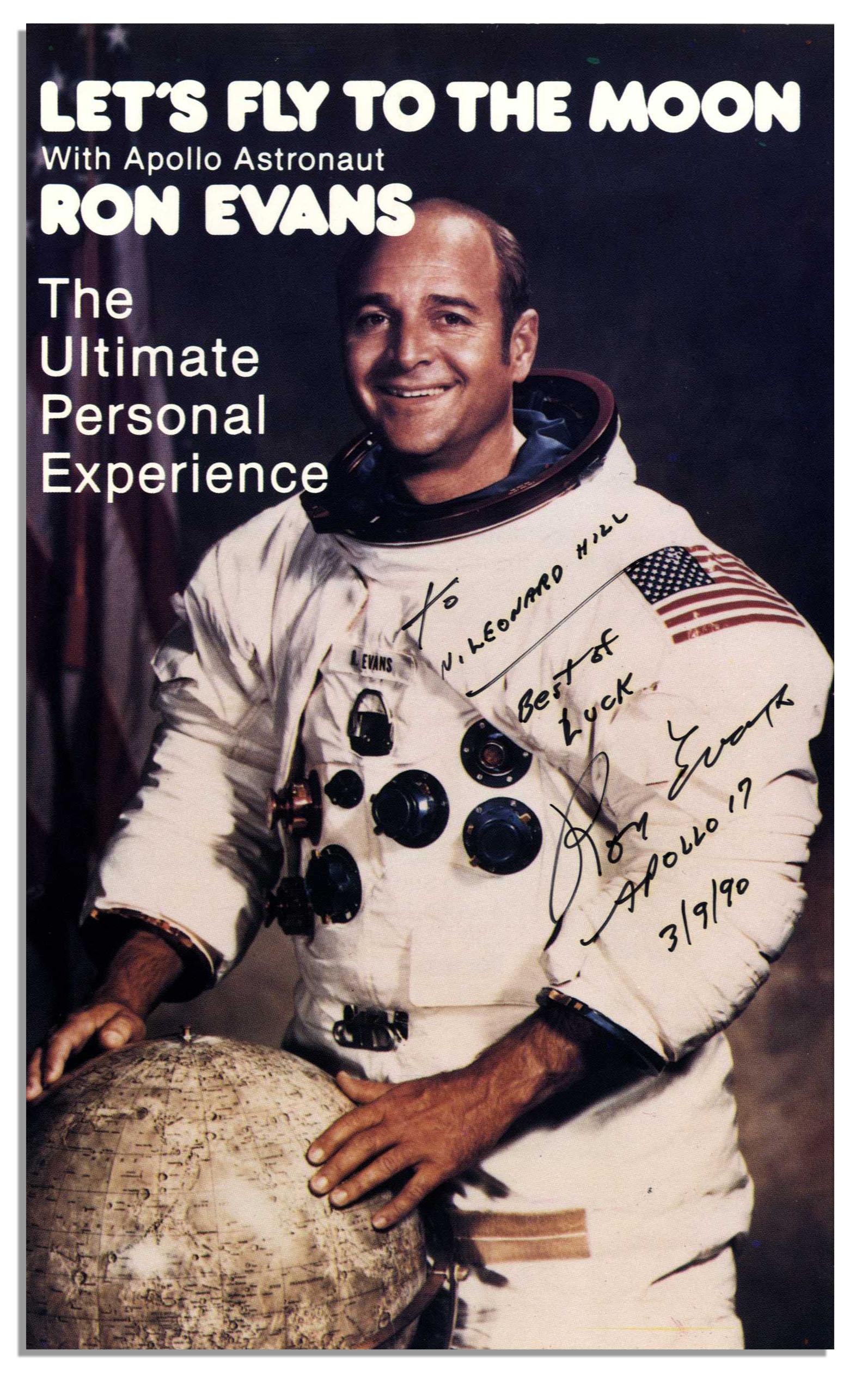 ronald evans astronaut - photo #10