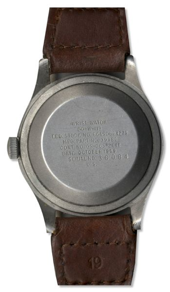 Pete Conrad's Military-Issued Watch