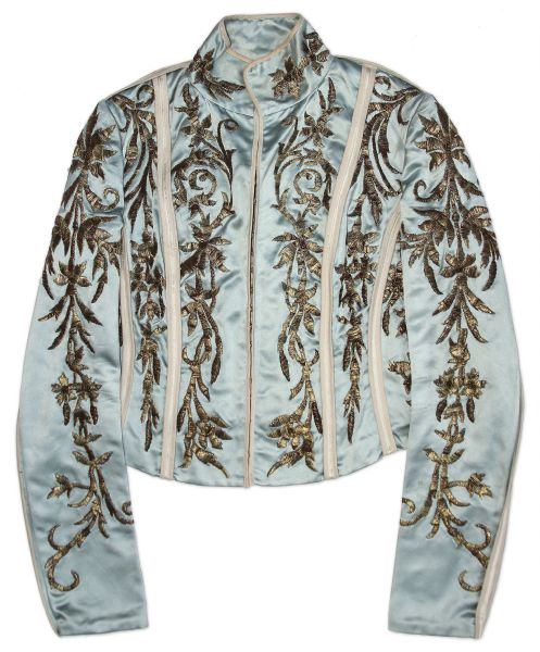 Alicia Keys Roberto Cavalli Blazer Worn During Her ''Diary'' Tour -- With a COA From the Singer