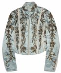 Alicia Keys Roberto Cavalli Blazer Worn During Her Diary Tour -- With a COA From the Singer