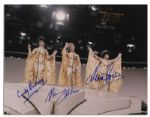 The Supremes Signed 14 x 11 Glossy Photo