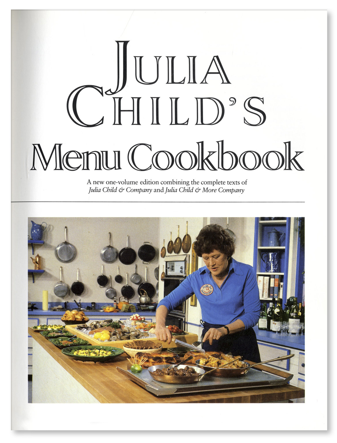 Celebrity chef cookbooks impala