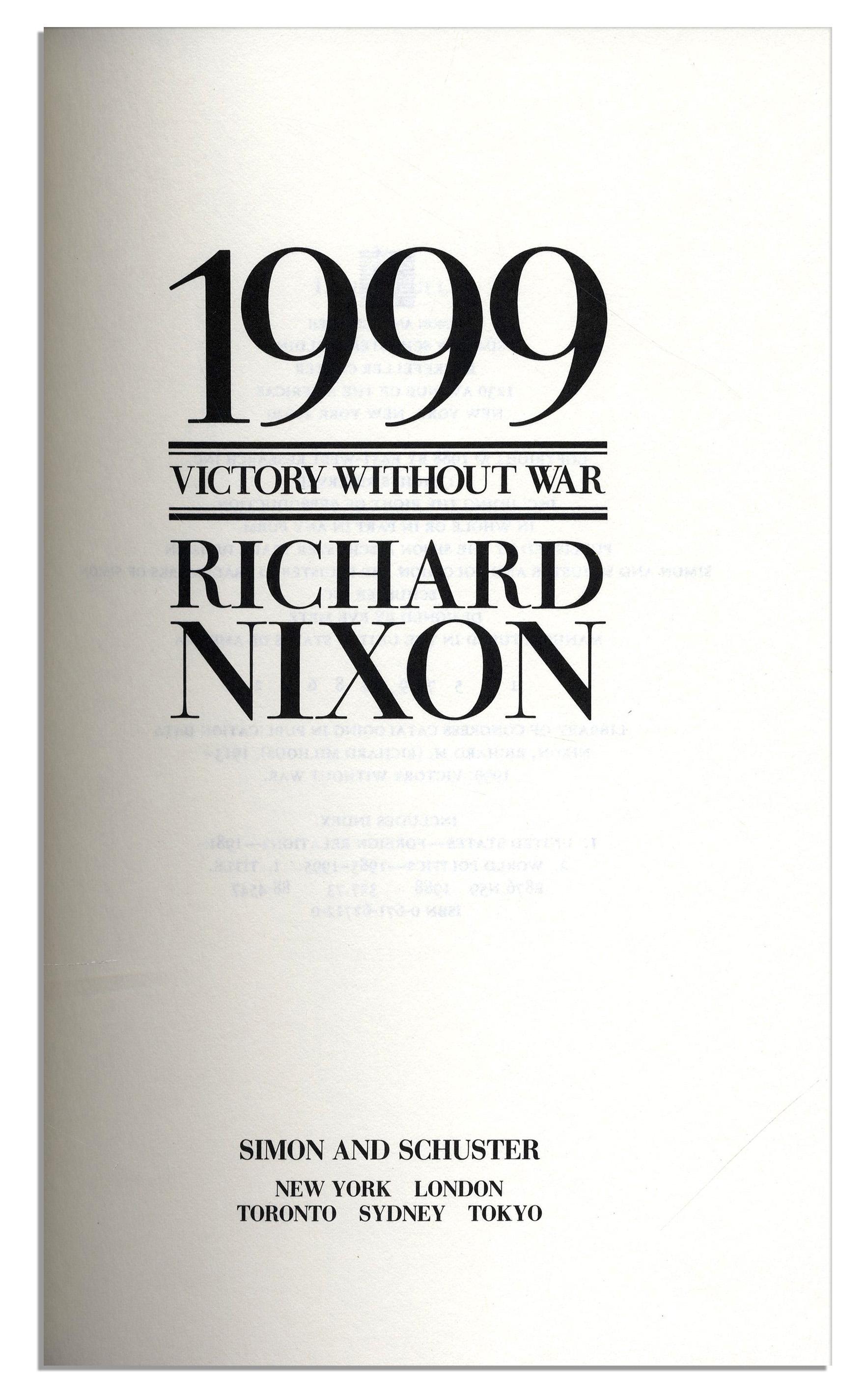 essay questions on richard nixon