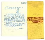 Cartoonist Robert Crumb Autograph Letter Signed to Fellow Comic Book Cartoonist Woody Gelman -- Mentioning His Famed Zap Comix