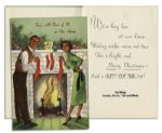 Martin Luther King, Jr. Family Christmas Card
