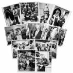 Glossy Production Photographs From the Set of Captain Kangaroo -- From the Bob Keeshan Estate