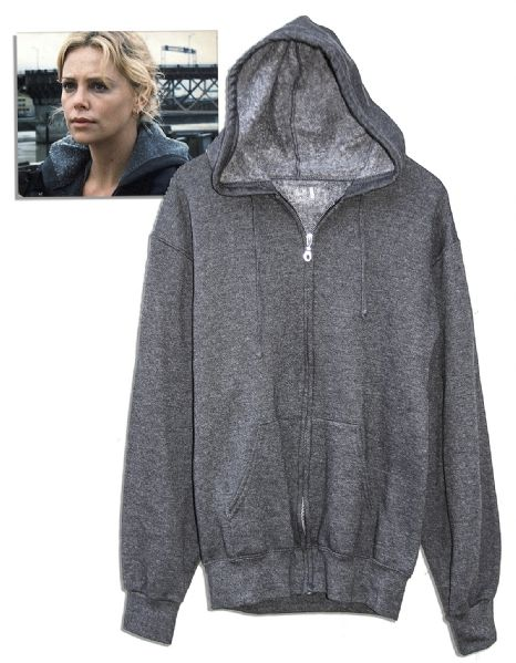 Charlize Theron Wardrobe From ''The Burning Plain''